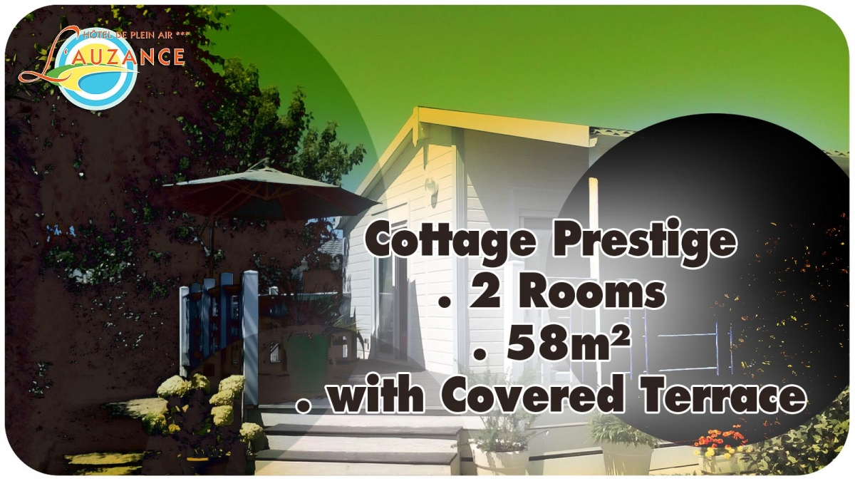 Location Cottage PRESTIGE 2 rooms 58m² - T